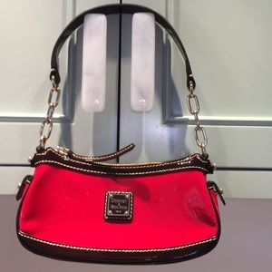 Dooney and Burke small shoulder handbag